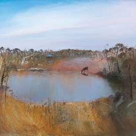 ARTHUR BOYD Douglas Cairns' Dam, Victoria image