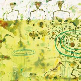 26. JOHN OLSEN Frog Pond, North Queensland 1994 image