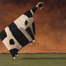 25. JOHN KELLY Blowin in the Wind (II)1997 image