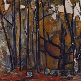 39. FRED WILLIAMS Bayswater Landscape1959 image