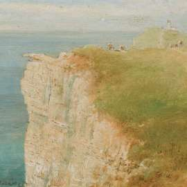 17. TOM ROBERTSUntitled (Bruny Island Lighthouse)1880image