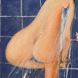 34. BRETT WHITELEY The Shower 1984 image