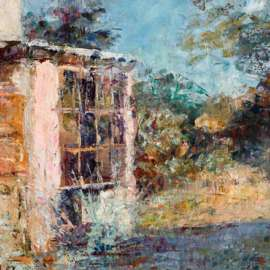 31. FREDERICK McCUBBIN The Garden Window image