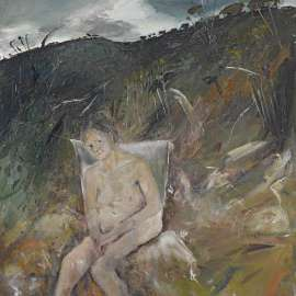 60. ARTHUR BOYDFigure in Landscape1972image