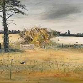 56. ARTHUR BOYD Suffolk Landscapeimage