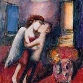 GARRY SHEAD Kiss of the Angel image