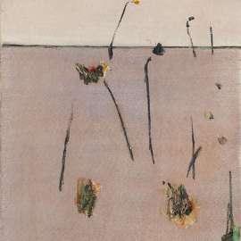 29. FRED WILLIAMS Gum Trees in Landscape IIIimage