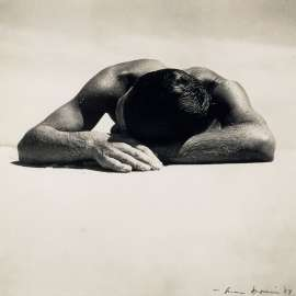 Lot 72. MAX DUPAIN The Sunbaker 1937 image
