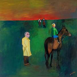 54. ROBERT DICKERSON Early Morning, Randwick 1994 image