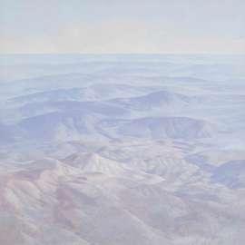 46. TIM STORRIER Altitude Landscape1977 image