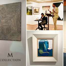 M Collection Auction | Hosted by Menzies Art Brands image