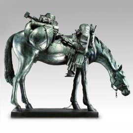 Equine Impedimenta (Tully's Baggage) 2019 image