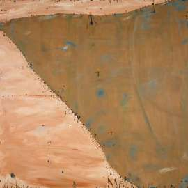 JOHN OLSEN Murray Flowing into Lake Alexandrina image