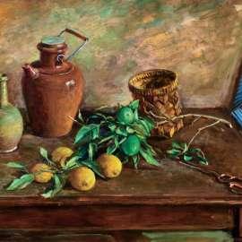 3. MARGARET OLLEY Branch of Lemons image